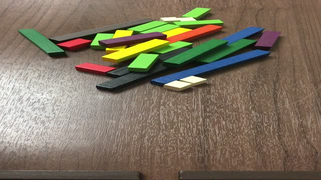 Cuisenaire Rods Station 2