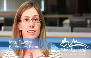 Reporting Video: Mrs. Fawdry