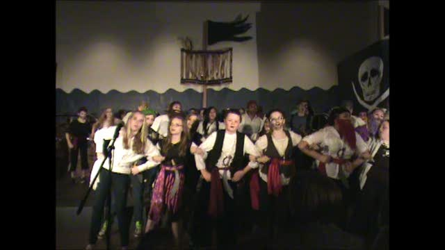 Pirates! the Musical Team B May 9, 2014