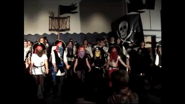 Pirates the Musical Team A May 8 2014