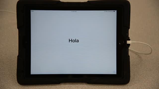 IT - iPad Activation